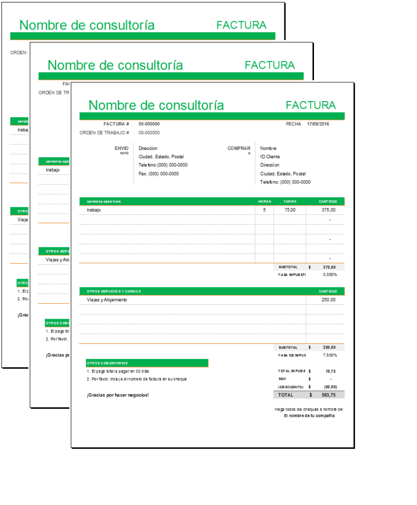 factura-servicios